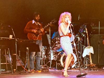 Bette Midler, Concert in Copenhagen. (US)
