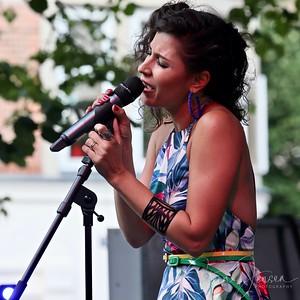 Clara Valente (BRA) & Astro Buddha Agogo (DK) Balders Plads