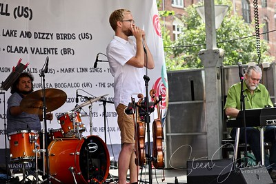 Jesper Hedegaard Sound of Brasil (DK - BR) Balders Plads