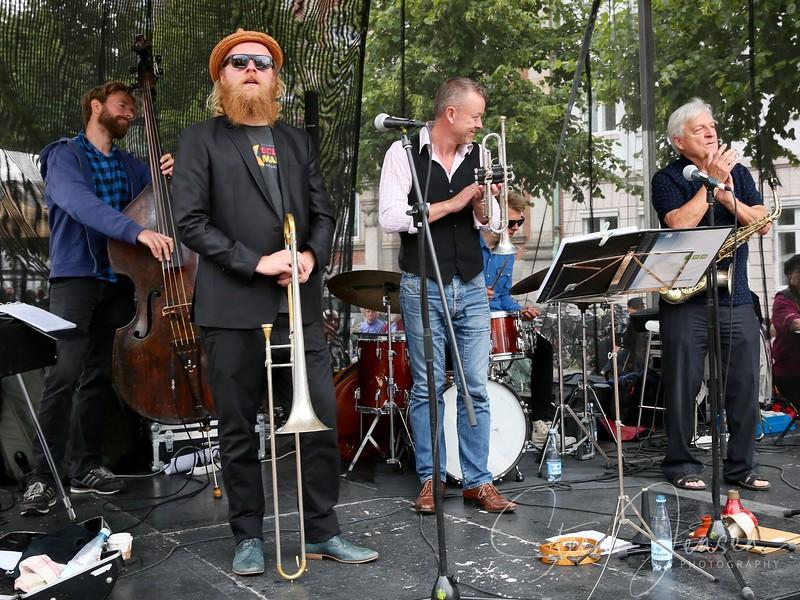 Kim Menzer Jazz Blues Band