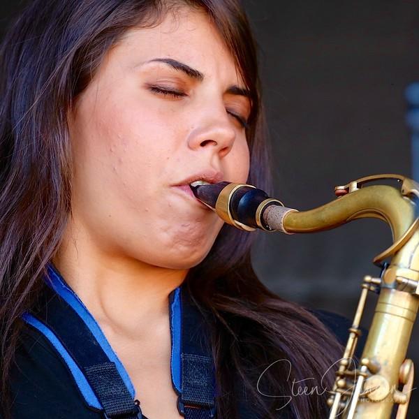 Melissa Aldana