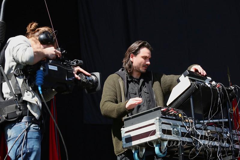 Michael Simpson Concert in Fælledparken