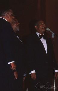 Mills Brothers; (U.S.A.); Tivoli; Denmark;