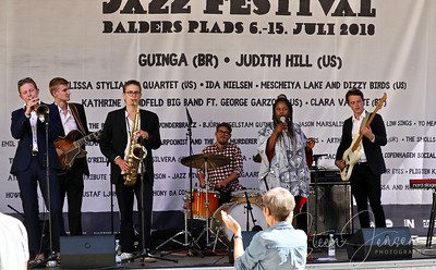 Ms Melissa and her soul knights (DK) - Balders Plads