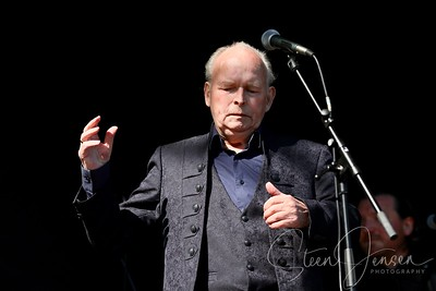 Peter Belli; (DK); Fælledparken; 1 maj;