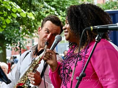 Samantha - Antoinette; Jazz Five; (UK/DK);