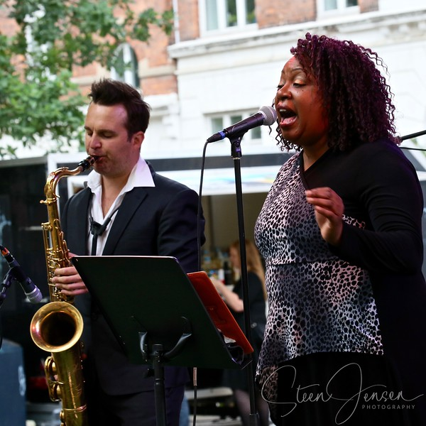 Samantha-Antoinette Blues and Jazz Orchestra (UK)
