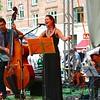 Tango Tinto, Yasser Pino, Carlsen, Mikkel Nordsøe, Balders Plads, Copenhagen JAZZ Festival.