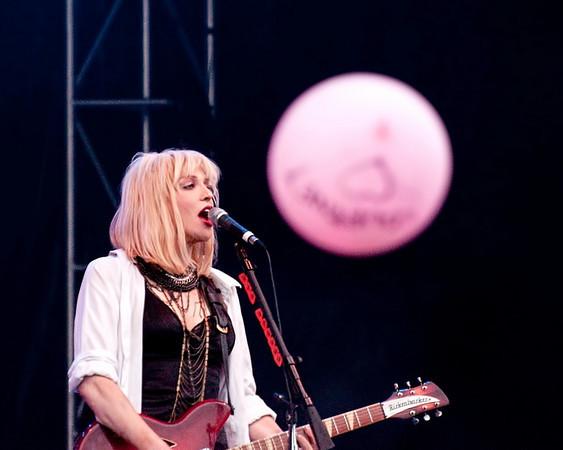Courtney Love & Hole