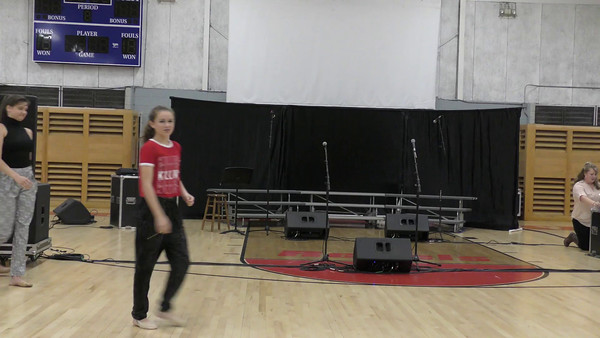Berrien Middle School Talent Show 2016