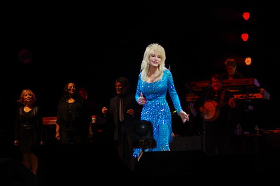 Dolly Parton at Wild Adventures, October 14, 2011