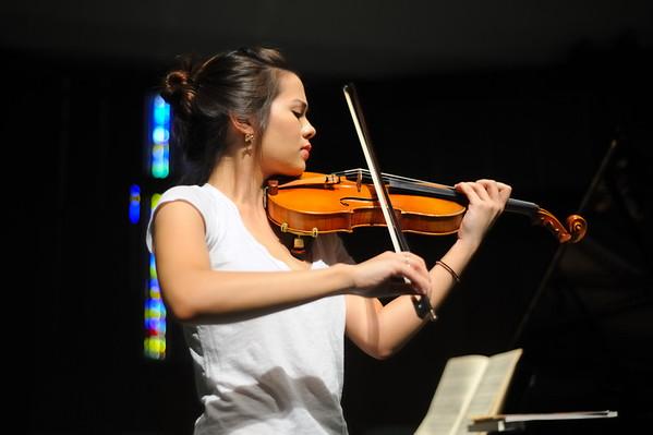 Laura Keller Recital Spring 2009