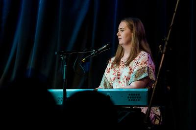 Kathleen Boyle on piano—wonderful!