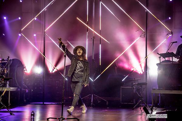 Jordan Feliz on Big Church Night Out Tour in Hampton, VA by Annette Holloway Photog