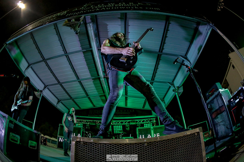 Josiah Prince - Disciple at City Rockfest in MD 5-1-18 by Annette Holloway Photography / AnnetteHolloway.com
