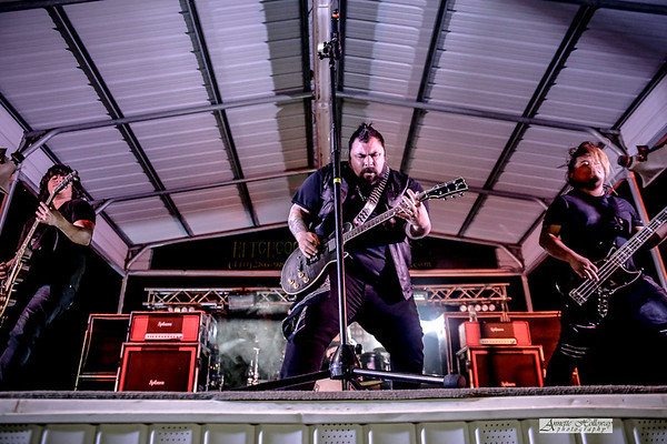 Seventh Day Slumber at City Rockfest in MD 5-1-18 by Annette Holloway Photography