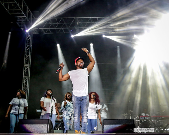 Kirk Franklin - JoyFest 7-15-17 by Annette Holloway Photog