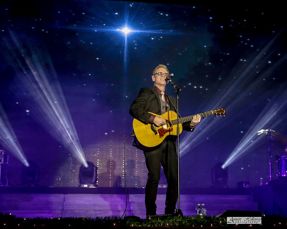 Steven Curtis Chapman - KLove Christmas Tour Chesapeake VA 12-15-17 by Annette Holloway Photog