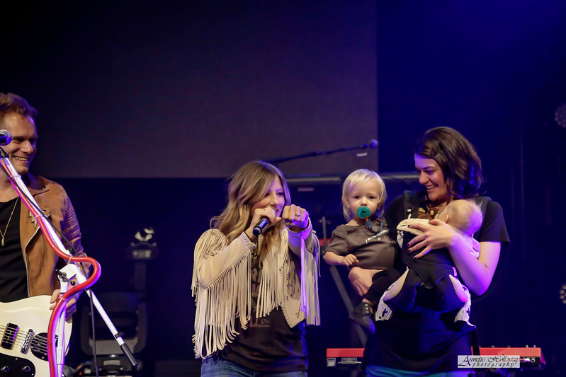 Love and the Outcome on  Rise Out of the Dark Tour in Richmond, VA 11-16-17 by Annette Holloway Photo