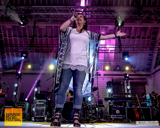 Natasha Owens - SonRise Music Festival VA Beach 4-28-17 by Annette Holloway Photography
