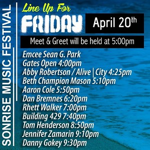 SonRise Music Festival 2018 - FRIDAY