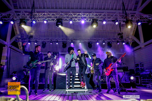 Danny Gokey at SonRise Music Festival 4-20-18 by Annette Holloway Photography