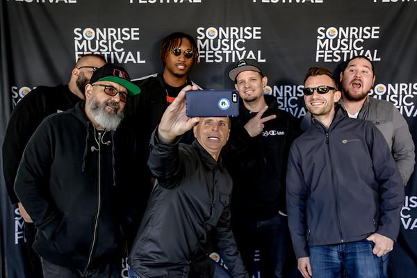 Lecrae & Unspoken - Meet & Greet Sat at SonRise Fest 4-21-18