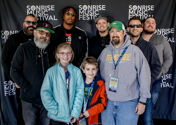 Lecrae & Unspoken - Meet & Greet Sat at SonRise Fest 4-21-18