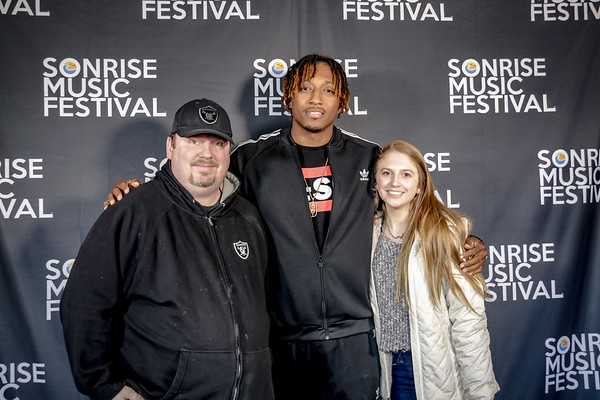 Lecrae private M&G at SonRise Fest 4-21-18