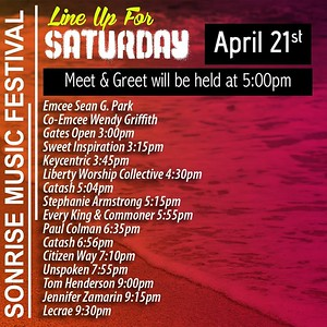 SonRise Music Festival 2018 - SATURDAY