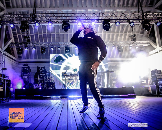 Lecrae at SonRise Music Festival Sat 4-21-18 by Annette Holloway Photography