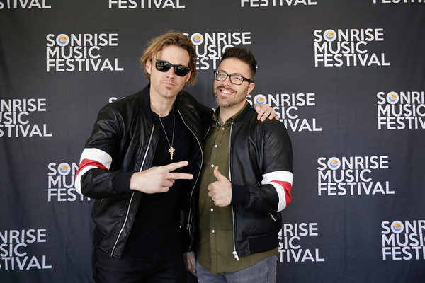 SonRise Music Festival 2018 - Friday Meet and Greet
