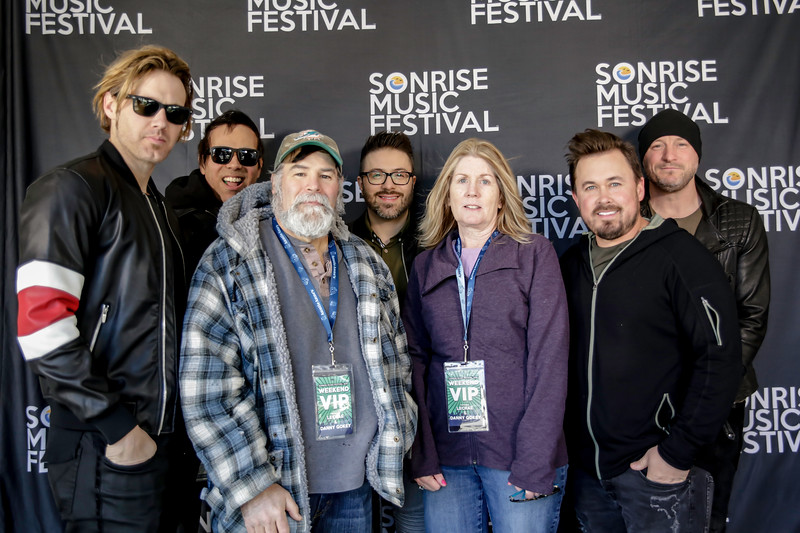 SonRise Music Festival Meet & Greet 2-20-18 by Annette Holloway Photo