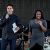 13 News Now Daybreak Anchor Ashley Smith and Sean G. Park - SonRise Music Festival (by Annette Holloway Photography for SonRise)