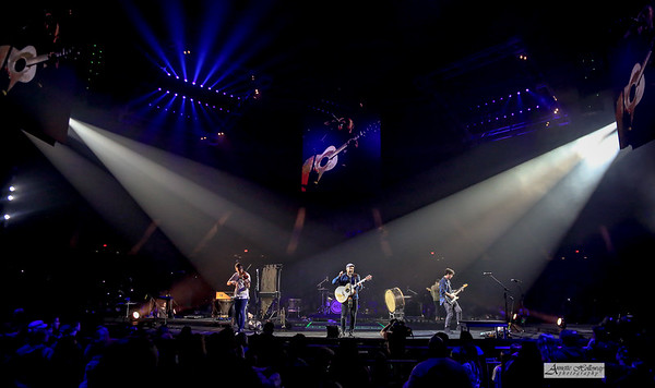 Rend Collective at Winter Jam in Norfolk, VA 2-24-19 by Annette Holloway Photography