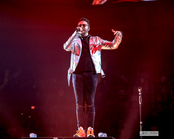 Danny Gokey (Top 3 American Idol Season 8) - Winter Jam in Norfolk VA 2-24-19 by Annette Holloway Photography