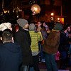 New Year's Eve Celebration in downtown Lancaster