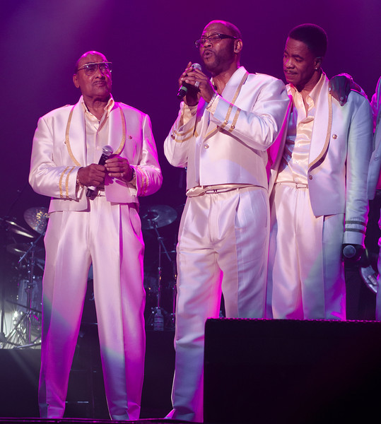 130525 The Four Tops (State Of The Desert Arena)