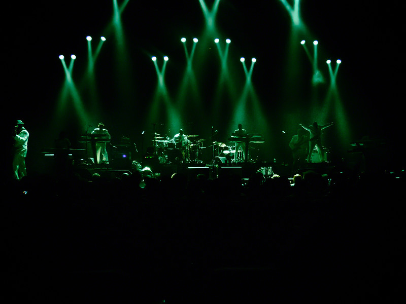 150117 The Whispers (Nokia)