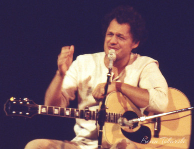 Harry Chapin, February 1980, Houghton, Michigan.