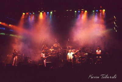 Genesis at The Summit, Houston, Texas, August 14, 1982