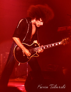 Journey's Neal Schon, Grand Rapids, Michigan, 1979.