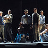 "Oct. 27th,New York City,<br /> A Josh Bergassee staging of ""Cool"" from West Side Story<br /> during the dress rehearsal of On Broadway!<br /> (Credit Image: © Chris Kralik/KEYSTONE Press)"
