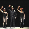 Oct. 27th,New York City,<br /> Bebe Neuwirth,David Warren Gibson and Pamela Sousa<br /> during the dress rehearsal of On Broadway!<br /> (Credit Image: © Chris Kralik/KEYSTONE Press)