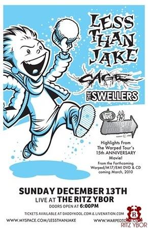 Less Than Jake December 13, 2009