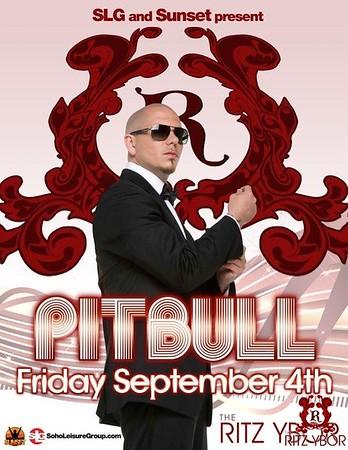 Pitbull September 4, 2009