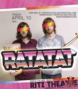 Ratatat April 10, 2009