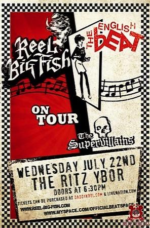 Reel Big Fish July 22, 2009