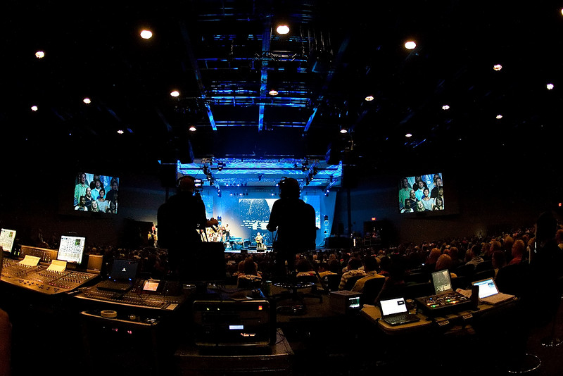 20 July 2009: The 2009 National Worship Leader Conference at Church of the Resurrection in Leawood, KS.