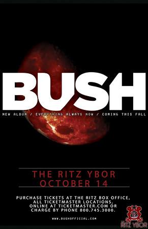 BUSH October 14, 2010